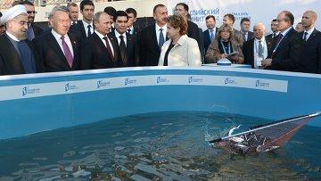 Четвертый Каспийский саммит