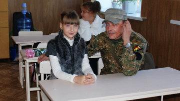 Начало учебного года в школах Донецка. Архивное фото