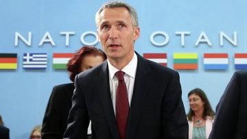 Новый генеральный секретарь НАТО Йенс Столтенберг. Архивное фото