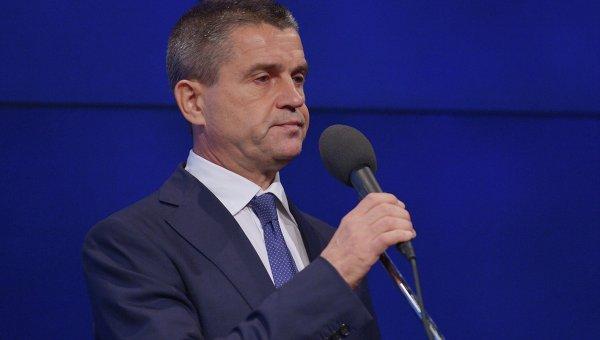 Официальный представитель Следственного комитета РФ Владимир Маркин. Архивное фото