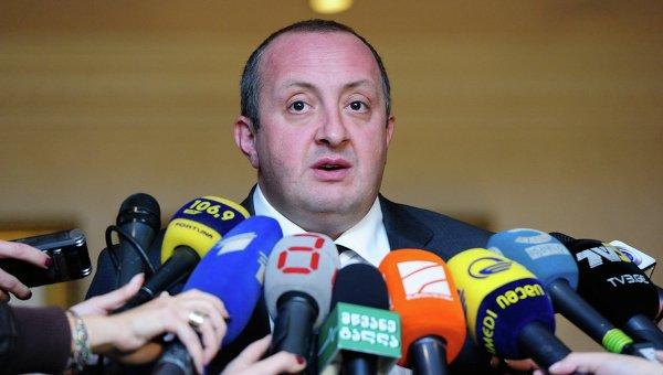 Президент Грузии выразил сожаления всвязи со гибелью Каримова