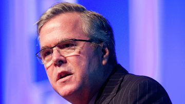 Джеб Буш, бывший губернатор штата Флорида, США