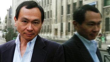 Политолог и философ Фрэнсис Фукуяма