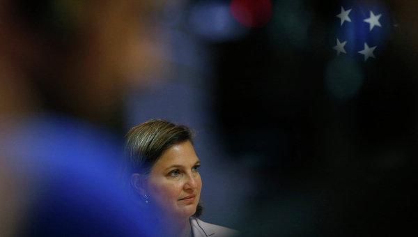 Помощник госсекретаря США по вопросам Европы и Евразии Виктория Нуланд