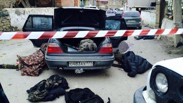 В Дагестане нейтрализованы три бандита