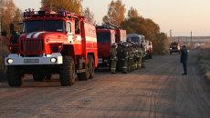 Всероссийская тренировка по гражданской обороне в Смоленской области. Архивное фото