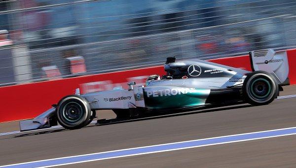 Автоспорт. Формула-1. Гран-при России. Свободные заезды. Архивное фото