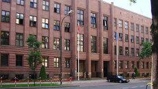 Здание МИДа Польши в Варшаве. Архивное фото