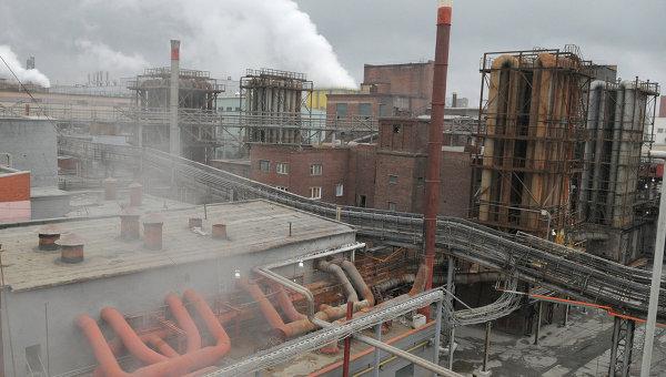 Завод, архивное фото