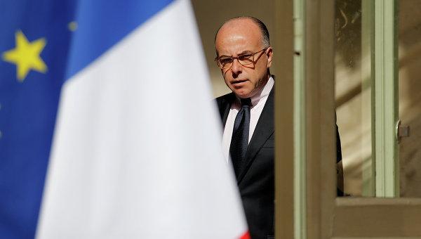 Министр внутренних дел Франции Бернар Казнев. Архивное фото