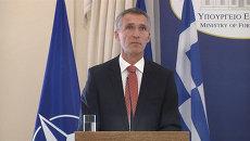 Мы не находимся в состоянии холодной войны - Генсек НАТО об отношениях с РФ