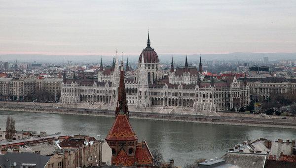 Здание венгерского парламента в Будапеште. Архивное фото