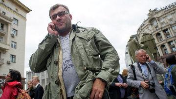 Актер Михаил Пореченков. Архивное фото