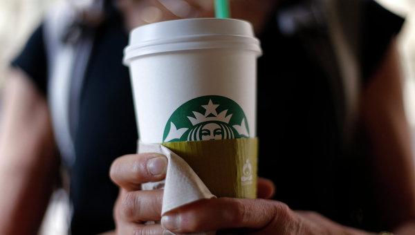 Сеть кофеен Starbucks
