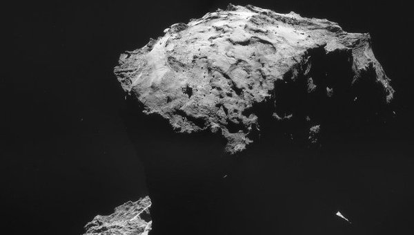 Комета Р67 Чурюмова-Герасименко