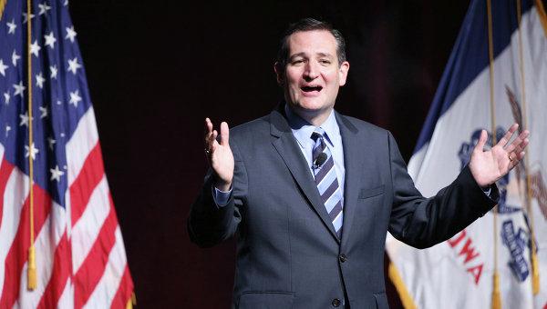Сенатор-республиканец от штата Техас Тед Круз