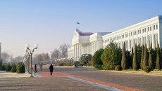 Сенат Олий Мажлиса Республики Узбекистан. Архивное фото