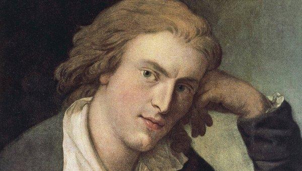 Поэт, драматург, историк и философ Фридрих Шиллер
