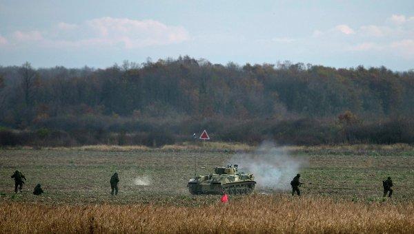 Учения российских и сербских военных в Сербии, 14 ноября 2014