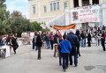 """Проведение фотовыставки """"Обыкновенный фашизм на Украине"""""""