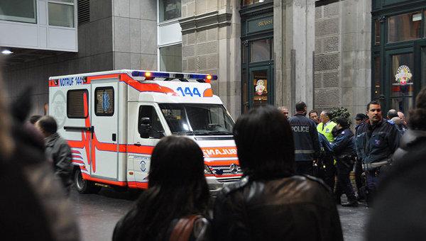Нападавшего допросить неудалось, онвкрайне тяжёлом состоянии— милиция Санкт-Галлена