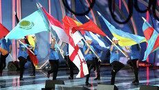 Открытие конкурса Новая волна 2013 в Юрмале. Архивное фото
