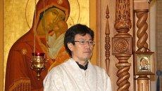 Православный священник, китаец  Анатолий Кун (Кун Чеун Мин)