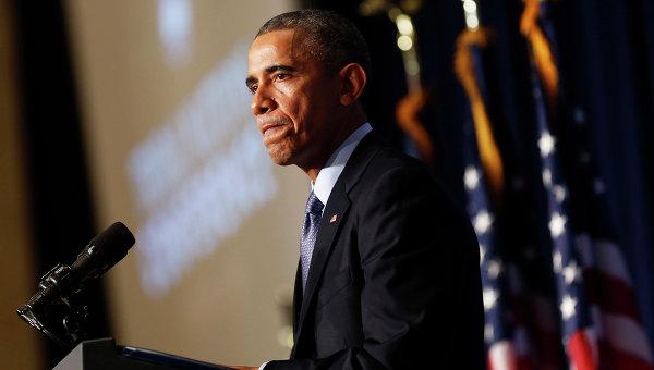 Президент США Барак Обама , Архивное фото