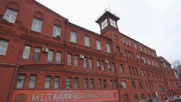 Здание ОАО Силовые машины. Архивное фото