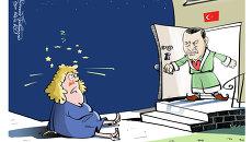 Внутреннее турецкое дело