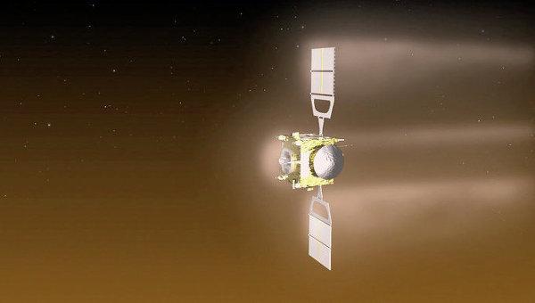 Космическая исследовательская станция Венера-Экспресс