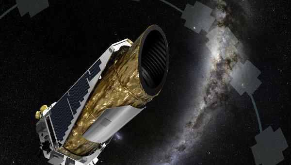 Космический телескоп НАСА открыл экзопланету, которая больше Земли в 2,5 раза