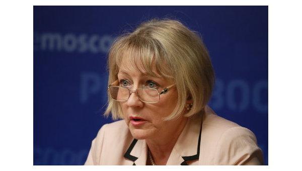 Руководитель центра заместитель председателя ИППО Елена Агапова
