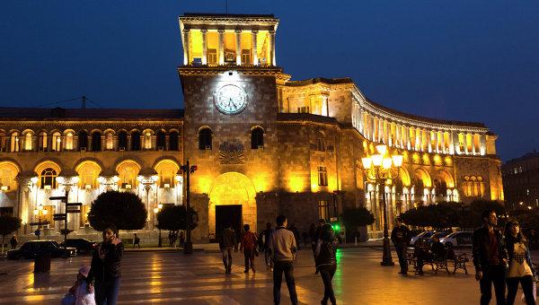 Армения. Архивное фото.
