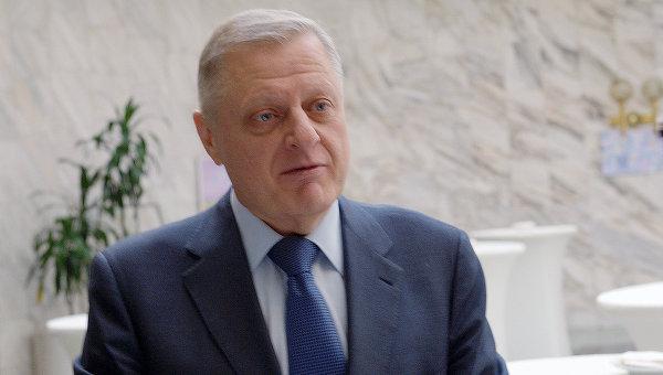 Генеральный директор Судебного департамента при Верховном суде РФ Александр Гусев
