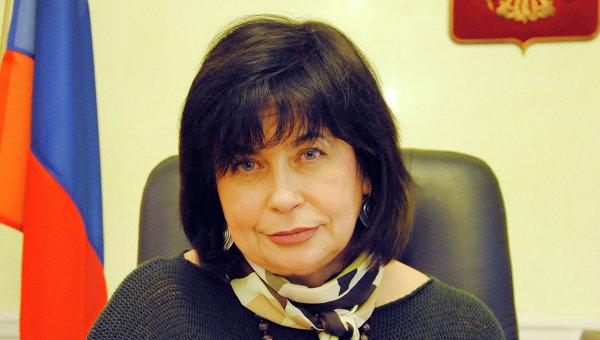 Торговый представитель РФ в Польше Екатерина Белякова