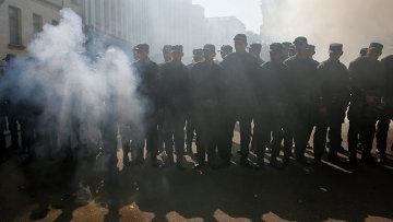 Солдаты украинской Нацгвардии. Архивное фото