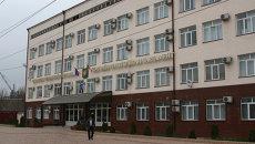 Здание парламента Чеченской республики. Архивное фото.