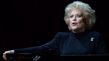 Оперная певица Елена Образцова, архивное фото