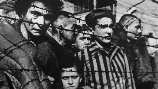 Освенцим, архивное фото