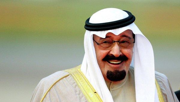 Шестой саудовский король Абдалла
