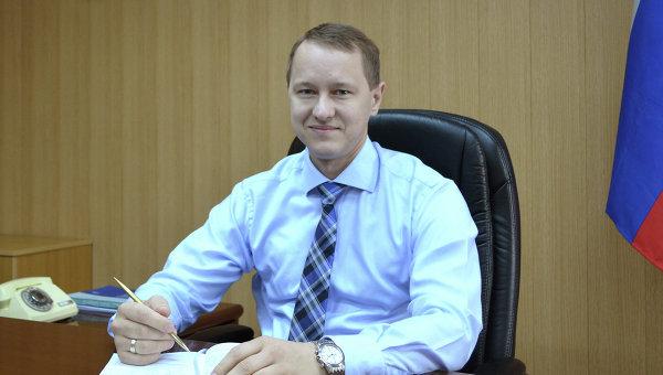 Торговый представитель России в Индии Ярослав Тарасюк