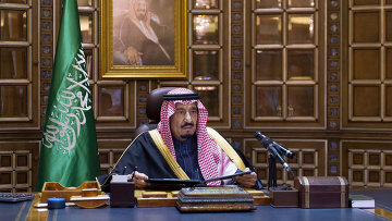 Король Саудовской Аравии Салман ибн Абдул-Азиз Аль Сауд
