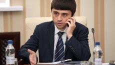 Зампредседателя Совета министров Республики Крым Руслан Бальбек. Архивное фото