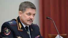 Руководитель ГУ МВД по Москве Анатолий Якунин