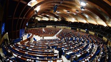 Парламентская ассамблея Совета Европы. 27/01/2015