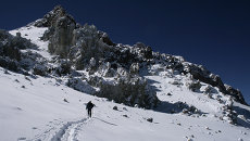 Альпинист. Архивное фото