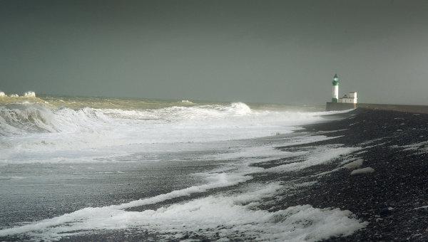 Вид на пролив Ла-Манш. Архивное фото