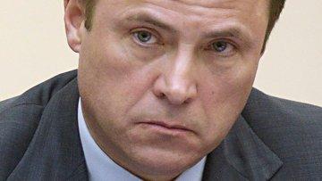 Новый глава Роскосмоса И.Комаров. Архивное фото