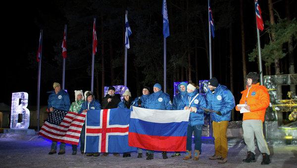 Молодёжный арктический форум на Селигере. Архивное фото